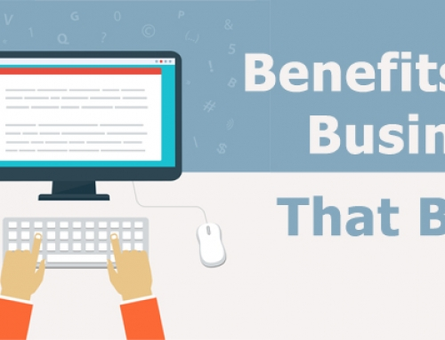 Benefits for a Business that Blogs