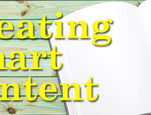 Creating Smart Content