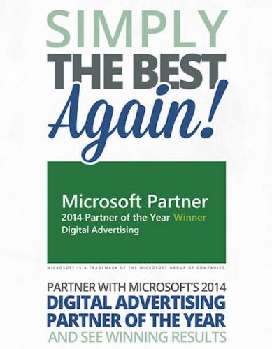 microsoft partner award