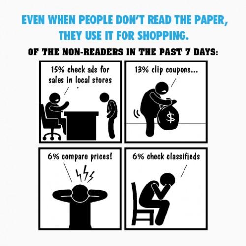 non-readers