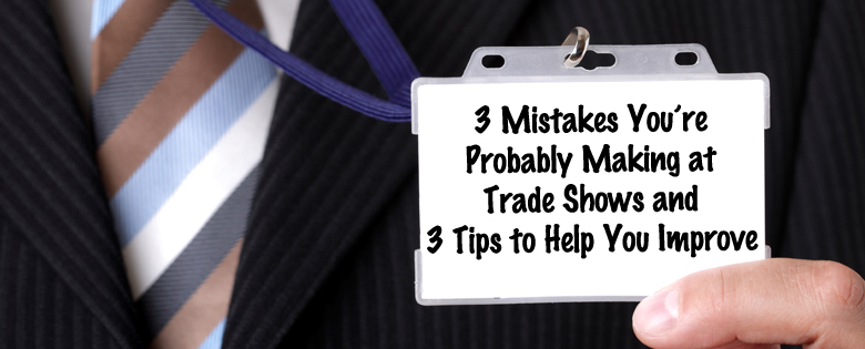 trade show tips