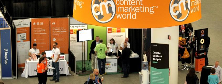 content marketing world