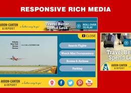 responsive rich media