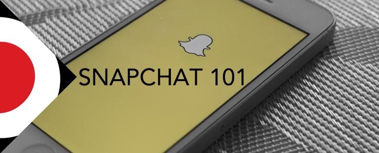 snapchat 101