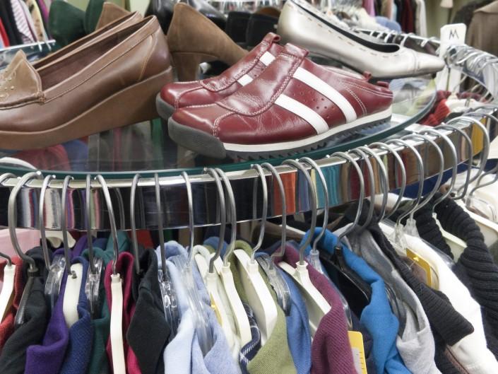 thrift store retailer case study