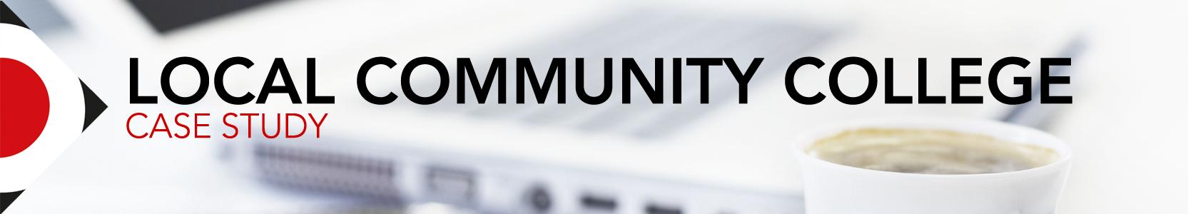 local community college case study
