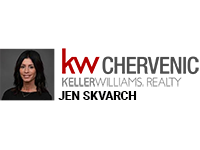Keller Williams Jen Skvarch logo